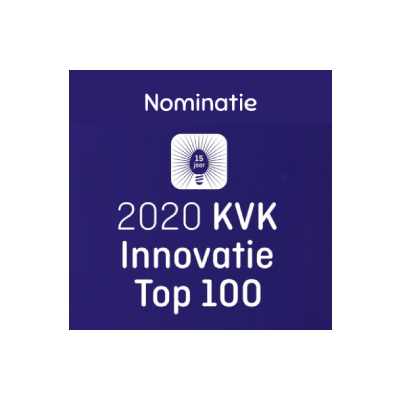 KVK innnovatie top 100 Chainable