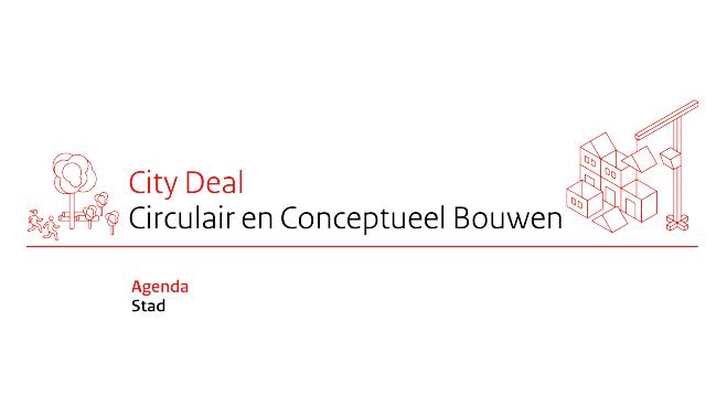 Chainable sluit zich aan bij City Deal Circulair en Conceptueel Bouwen